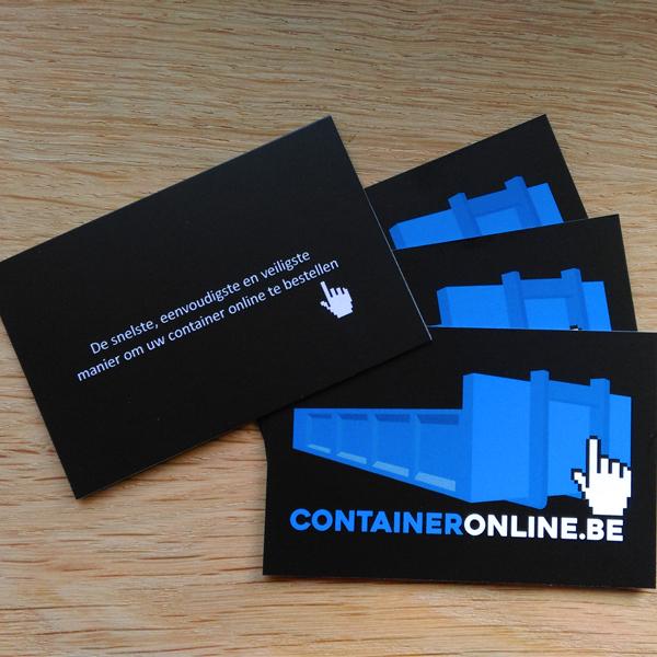 Webshine schitter op het web business cards containeronline business cards containeronline reheart Image collections