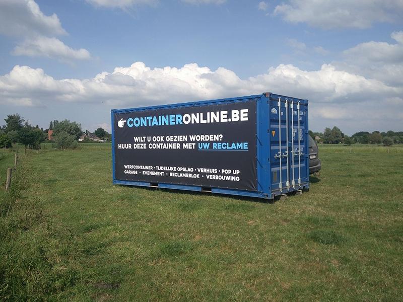 Containeronline.be verhuur