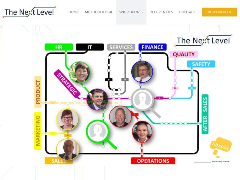 The Next Level metrolplan consultants